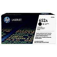 HP 652A Black LaserJet Toner Cartridge CF320A
