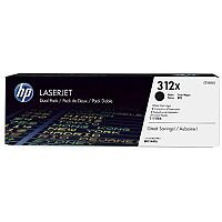 HP 312X Black Original High Yield Laser Toner Cartridge CF380X