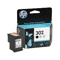 HP 302 Black Ink Cartridge F6U66AE  - HPF6U66AE