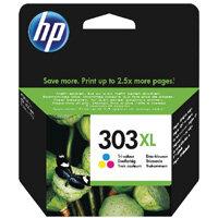 HP Original 303XL HY Tri Colour Ink Cartridge T6N03AE