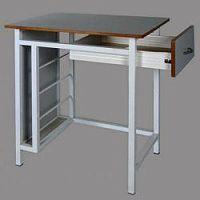 Single Art Table With Drawer & Folder Pocket  #SSD