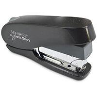 Rapesco Germ-Savvy Eco Front Loading Stapler w/2000 Staples Black 1466