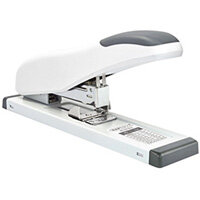 Rapesco ECO HD-100 Heavy Duty Stapler Soft White 1386