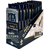 Helix Oxford Maths Set Pack of 10 170505