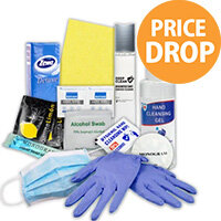 Handy Sanitising & Personal Protection Pack