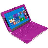 """Urban Factory Elegant Folio Case for Microsoft Surface 2, Pink, Folio, Microsoft, Surface 2, 26.9 cm (10.6""""), 330 g"""