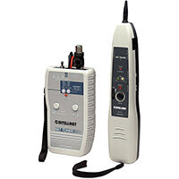 Intellinet Net Toner and Probe Kit, Tone Generator, Tests datacom, telecom, security, video, and audio networks, Two position switch for single or multi-tone signal, Carry pouch, Alkaline, 9 V, 480 g, 0 - 40 °C