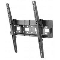 "Manhattan TV & Monitor Mount (inc media player storage area), Wall, Tilt, 1 screen, Screen Sizes: 32-55"", Black, VESA 200x200 to 400x400mm, Max 35kg, LFD, Lifetime Warranty, 35 kg, 81.3 cm (32""), 139.7 cm (55""), 200 x 200 mm, 400 x 400 mm, Black"