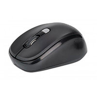 Manhattan Performance II Wireless Mouse, Black, Adjustable DPI (800, 1200 or 1600dpi), 2.4Ghz (up to 10m), USB, Optical, Four Button with Scroll Wheel, USB micro receiver, AA battery (included), Low friction base, Three Year Warranty, Retail Box, Ambidext