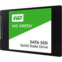 """Western Digital WD Green 2.5"""" 480 GB Serial ATA III SLC"""