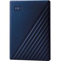 Western Digital My Passport for Mac external hard drive 2000 GB Blue