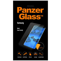 PanzerGlass Samsung Galaxy S10+ Curved Edges FingerPrint Works, Clear screen protector, Samsung, Galaxy S10+, Scratch resistant, Transparent, 1 pc(s)