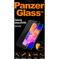 PanzerGlass Samsung Galaxy A10/M10/A10s Edge-to-Edge, Clear screen protector, Samsung, Galaxy A10/M10/A10s, Scratch resistant, Transparent, 1 pc(s)