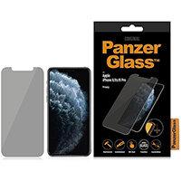 PanzerGlass Apple iPhone X/Xs/11 Pro Standard Fit Privacy, Apple, iPhone X/Xs/11 Pro, Scratch resistant, Transparent, 1 pc(s)