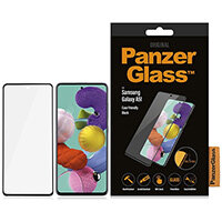 PanzerGlass Samsung Galaxy A51 Edge-to-Edge, Clear screen protector, Samsung, Galaxy A51, Scratch resistant, Transparent, 1 pc(s)