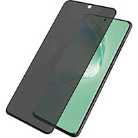 PanzerGlass Samsung Galaxy S20+ Curved Edges Privacy, Samsung, Galaxy S20+, Scratch resistant, Transparent, 1 pc(s)