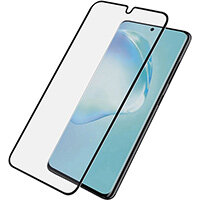 PanzerGlass Samsung Galaxy S20 Curved Edges FingerPrint Works, Clear screen protector, Samsung, Galaxy S20, Scratch resistant, Transparent, 1 pc(s)