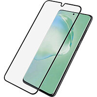 PanzerGlass Samsung Galaxy S20+ Curved Edges FingerPrint Works, Clear screen protector, Samsung, Galaxy S20+, Scratch resistant, Transparent, 1 pc(s)