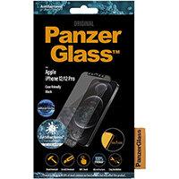 PanzerGlass Apple iPhone 12/12 Pro Edge-to-Edge Anti-Blue Light Anti-Bacterial, Clear screen protector, Apple, iPhone 12/12 Pro, Scratch resistant, Blue light protection, Transparent, 1 pc(s)