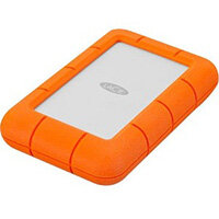 LaCie Rugged Mini external hard drive 4000 GB Orange