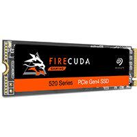 Seagate FireCuda 520, 500 GB, M.2, 5000 MB/s