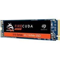 Seagate FireCuda 510, 500 GB, M.2, 3450 MB/s
