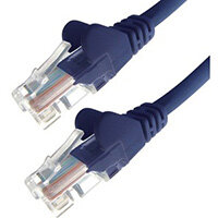 DP Building Systems 28-0020B networking cable Blue 2 m Cat5e U/UTP (UTP)