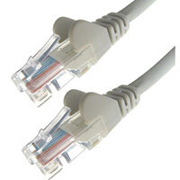 DP Building Systems 31-0005G networking cable Grey 0.5 m Cat6 U/UTP (UTP)