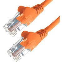 DP Building Systems 31-0003O networking cable Orange 0.3 m Cat6 U/UTP (UTP)