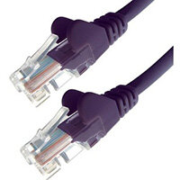 DP Building Systems 31-0003P networking cable Purple 0.3 m Cat6 U/UTP (UTP)