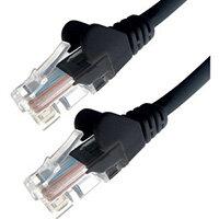 DP Building Systems 28-0070BK networking cable Black 7 m Cat5e U/UTP (UTP)