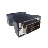 DP Building Systems 26-1654 cable gender changer DVI-I VGA Black