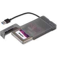 "i-tec MySafe USB 3.0 Easy 2.5"" External Case – Black, HDD/SSD enclosure, 2.5"", Serial ATA, Serial ATA II, Serial ATA III, 5 Gbit/s, USB connectivity, Black"