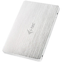"i-tec MySafe SATA M.2 Drive Metal External case, SSD enclosure, 2.5"", M.2, Serial ATA III, 6 Gbit/s, Metallic"
