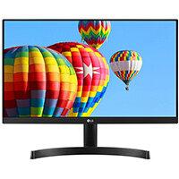 "LG 24MK600M-B, 60.5 cm (23.8""), 1920 x 1080 pixels, Full HD, LED, 5 ms, Black"