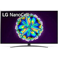 "LG NanoCell NANO86 55NANO866NA, 139.7 cm (55""), 3840 x 2160 pixels, NanoCell, Smart TV, Wi-Fi, Black, Stainless steel"