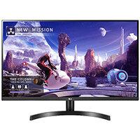 """LG 32QN600-B, 81.3 cm (32""""), 2560 x 1440 pixels, Quad HD, 5 ms, Black"""