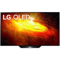 "LG OLED55BX6LB, 139.7 cm (55""), 3840 x 2160 pixels, OLED, Smart TV, Wi-Fi, Black"