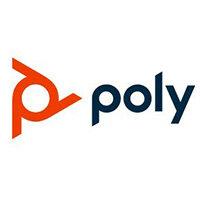 POLY Studio Black, Silver 3840 x 2160 pixels