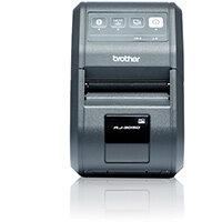 Brother RJ-3050, Direct thermal, Mobile printer, 203 x 200 DPI, 127 mm/sec, 7.2 cm, 100 cm