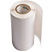 Brother RD-P09E1, 335 pc(s), White, Brother RJ-3050, RJ-3150, 76 mm, 44 mm
