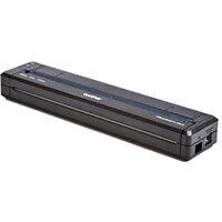 Brother PJ-723, Thermal, Mobile printer, 300 x 300 DPI, 8 ppm, Wired, Mini-USB Type-B