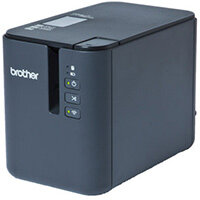 Brother PT-P950NW, TZe, Thermal transfer, 360 x 360 DPI, 60 mm/sec, Wired & Wireless, Black