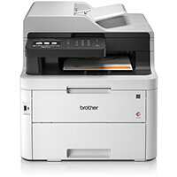 Brother MFC-L3750CDW, LED, Colour printing, 2400 x 600 DPI, Colour copying, A4, Black, White