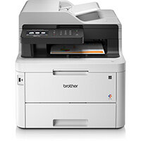 Brother MFC-L3770CDW, LED, Colour printing, 2400 x 600 DPI, A4, Direct printing, Black, White