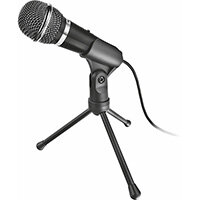 """Trust 21671, PC microphone, Wired, 3.5 mm (1/8""""), Black, 2.5 m, 147 g"""
