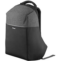 """Trust 23083, 39.6 cm (15.6""""), Notebook compartment, Waterproof, Polyester"""