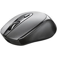 Trust Zaya, Ambidextrous, Optical, RF Wireless, 1600 DPI, Black, Grey