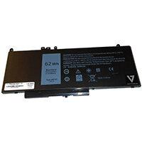 V7 Replacement Battery D-7V69Y-V7E for selected Dell Notebooks, Battery, DELL, LATITUDE E5470, E5570