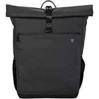 """V7 16"""" Elite Rolltop Laptop Backpack, City, 39.6 cm (15.6"""")"""
